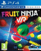FRUIT NINJA (VR) - PS4