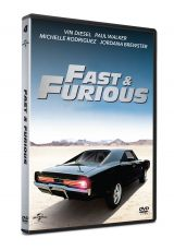 Furios si iute 4 / Fast & Furious - DVD