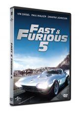 Furios si iute 5 / Fast & Furious 5 / Fast Five - DVD