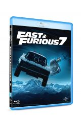 Furios si iute 7 / Fast & Furious 7 - BLU-RAY (new cover collection)