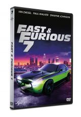 Furios si iute 7 / Fast & Furious 7 - DVD (new cover collection)