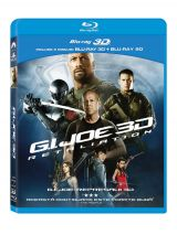G.I. Joe: Represalii / G.I. Joe: Retaliation - BLU-RAY combo (2D+3D)
