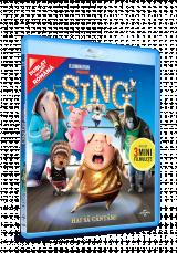 Hai sa cantam! / Sing - BLU-RAY