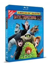 Hotel Transilvania 1, 2, 3: Colectie de 3 filme pe BLU-RAY / Hotel Transylvania 1, 2, 3 Movie BLU-RAY Collection