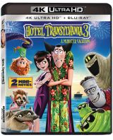 Hotel Transilvania 3: Monstrii in vacanta / Hotel Transylvania 3: A Monster Vacation - UHD (4K Ultra HD + Blu-ray)