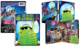 Hotel Transilvania 3: Monstrii in vacanta / Hotel Transylvania 3: A Monster Vacation - BLU-RAY + DVD (Steelbook Glow in the Dark)