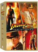 Indiana Jones: Colectia completa / Indiana Jones: The Complete Collection - 4 filme DVD