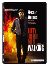 Informatorul / Fifty Dead Men Walking - DVD