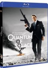 James Bond 22 - Partea lui de consolare / Quantum of Solace - BLU-RAY