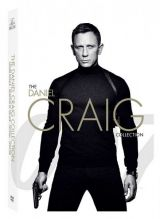 James Bond: Daniel Craig Collection (Casino Royale, Quantum of Solace, Skyfall, SPECTRE) - (4 filme) - DVD