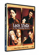 Jocuri, poturi si focuri de arma / Lock, Stock and Two Smoking Barrels - DVD