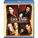 Jocuri, poturi si focuri de arma / Lock, Stock and Two Smoking Barrels (fara subtitrare in romana) - BLU-RAY