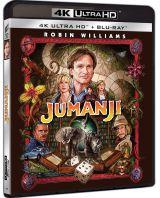 Jumanji - UHD 2 discuri (4K Ultra HD + Blu-ray)