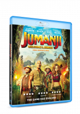 Jumanji: Aventura in jungla / Jumanji: Welcome to the Jungle - BLU-RAY