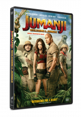 Jumanji: Aventura in jungla / Jumanji: Welcome to the Jungle - DVD