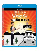 Jurnalul unui pusti: La drum lung / Diary of a Wimpy Kid: The Long Haul - BLU-RAY