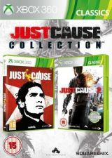 JUST CAUSE DOUBLE PACK - XBOX 360