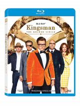 Kingsman 2: Cercul de aur / Kingsman: The Golden Circle - BLU-RAY
