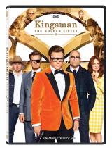Kingsman 2: Cercul de aur / Kingsman: The Golden Circle - DVD