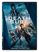 Labirintul 3: Tratament letal / Maze Runner: The Death Cure - DVD
