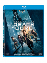 Labirintul 3: Tratament letal / Maze Runner: The Death Cure - BLU-RAY