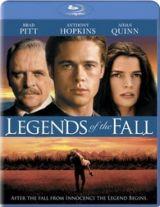 Legendele toamnei / Legends of the Fall - BLU-RAY
