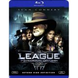Liga / The League of Extraordinary Gentlemen - BLU-RAY