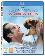 Mai bine nu se poate / As Good As It Gets (fara subtitrare in romana) - BLU-RAY