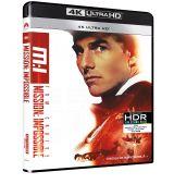 Misiune: Imposibila 1 / Mission: Impossible - UHD 1 disc (4K Ultra HD)