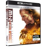 Misiune: Imposibila 2 / Mission: Impossible 2 - UHD 1 disc (4K Ultra HD)