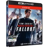 Misiune: Imposibila 6 - Declinul / Mission: Impossible 6 - Fallout - UHD 1 disc (4K Ultra HD)