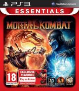 MORTAL KOMBAT ESSENTIALS - PS3