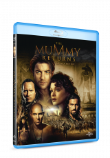 Mumia revine / The Mummy Returns  - BLU-RAY