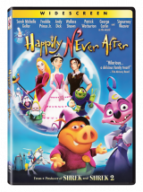 (Ne)fericiti pana la adanci batraneti / Happily N'Ever After - DVD