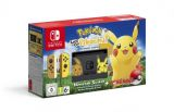 NINTENDO SWITCH CONSOLE & POKEMON LETS GO PIKACHU BUNDLE - GDG