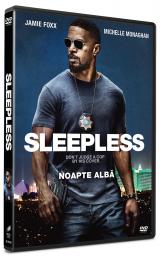 Noapte alba / Sleepless - DVD