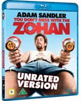 Nu te pune cu Zohan / You Don't Mess with the Zohan - BLU-RAY