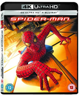 Omul-Paianjen 1 / Spider-Man - BD 2 discuri (4K Ultra HD + Blu-ray)