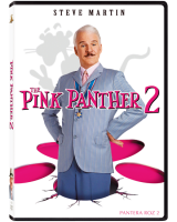 Pantera roz 2 / The Pink Panther 2 - DVD