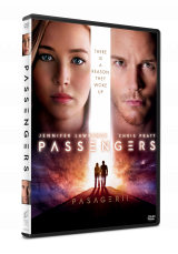 Pasagerii / Passengers - DVD