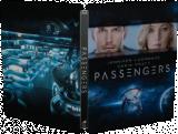 Pasagerii / Passengers - Blu-Ray 2 Discuri  (3D + 2D) (Steelbook editie limitata)