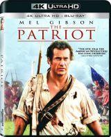 Patriotul / The Patriot - UHD 2 discuri (4K Ultra HD + Blu-ray)