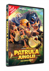 Patrula Junglei / The Jungle Bunch - DVD