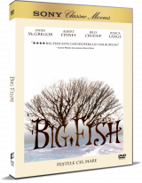 Pestele cel Mare / The Big Fish - DVD