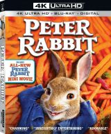 Peter Iepurasul / Peter Rabbit - UHD 2 discuri (4K Ultra HD + Blu-ray)