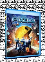 Pixels: O aventura digitala / Pixels - BD