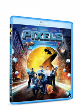 Pixels: O aventura digitala / Pixels - BLU-RAY