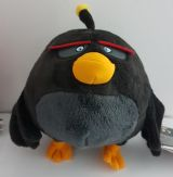 Plus Angry Birds - Black (22 cm.)