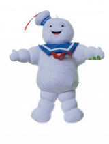 Plus Stay Puft Marshmallow Man din Ghostbusters / Vanatorii de fantome (28 cm)