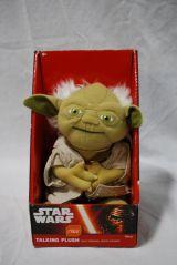 Plus Yoda (cu sonor) din Star Wars / Razboiul Stelelor (24 cm)